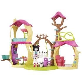 Mattel panda herní set + Doprava zdarma