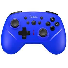 iPega 9162A Wireless pro Nintendo Switch modrý