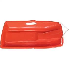 Pekáč Rulyt na sníh červený + Reflexní sada 2 SportTeam (pásek, přívěsek, samolepky) - zelené v hodnotě 58 Kč