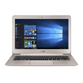 Asus Zenbook UX305UA (UX305UA-FB011T) zlatý + Voucher na skin Skinzone pro Notebook a tablet CZ v hodnotě 399 Kč jako dárek + Doprava zdarma