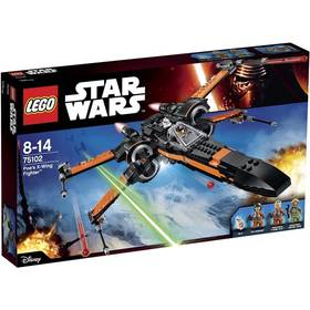 LEGO® Star Wars 75102 Poe´s X-Wing Fihter + Doprava zdarma