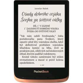 Pocket Book 632 Touch HD - Spicy Copper (PB632-K-WW)