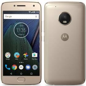Motorola G5 Plus (436701) zlatý