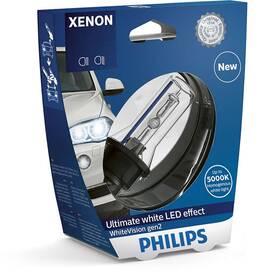 Philips Xenon White Vision D1S, 1ks (85415WHV2S1)