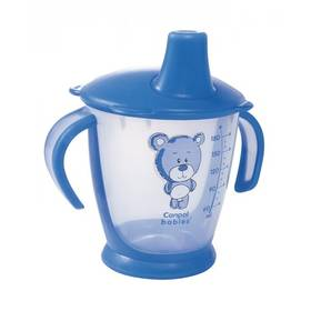 Canpol babies Teddy Friend modrý