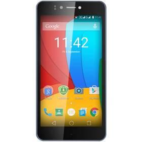 Prestigio Muze A7 Dual SIM (PSP7530DUOBLACK) černý + Software F-Secure SAFE 6 měsíců pro 3 zařízení v hodnotě 999 Kč jako dárek+ Voucher na skin Skinzone pro Mobil CZ v hodnotě 399 Kč jako dárek + Doprava zdarma
