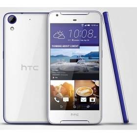 HTC Desire 628 Dual SIM - cobalt white (99HAJZ029-00) + Doprava zdarma