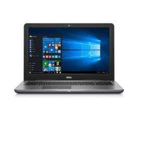 Dell Inspiron 15 5000 (5567) (N-5567-N2-516S) šedý Software Microsoft Office 365 pro jednotlivce CZ ESD licence (zdarma)Software F-Secure SAFE, 3 zařízení / 6 měsíců (zdarma)Monitorovací software Pinya Guard - licence na 6 měsíců (zdarma) + Doprava zdarma