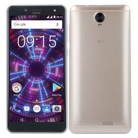 myPhone FUN 18x9 (TELMYAFUN189GO) zlatý