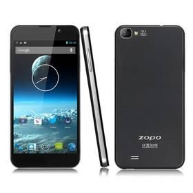 Zopo ZP980+ (6955931902494) černý SIM s kreditem T-mobile 200Kč Twist Online Internet (zdarma)+ Software F-Secure SAFE 6 měsíců pro 3 zařízení v hodnotě 999 Kč jako dárek + Doprava zdarma