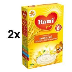 Hami obilno-krupicová s vanilkou 6M, 225g x 2ks