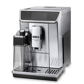 DeLonghi PrimaDonna Elite ECAM 650.75 MS stříbrné + Doprava zdarma