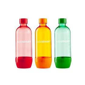 SodaStream TriPack ORANGE/RED/GREEN