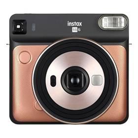 Digitálny fotoaparát Fujifilm Instax Square SQ 6 čierny/zlatý