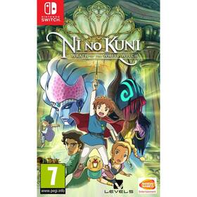 Bandai Namco Games Nintendo SWITCH Ni no Kuni: Wrath Of The White Witch Remastered (3391892004328)