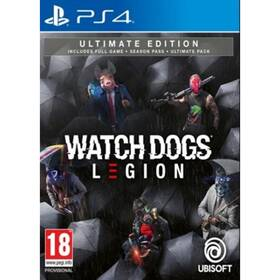 Ubisoft PlayStation 4 Watch Dogs Legion Ultimate Edition (USP484110)