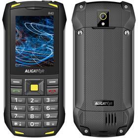 Aligator R40 eXtremo (AR40BY) čierny/žltý