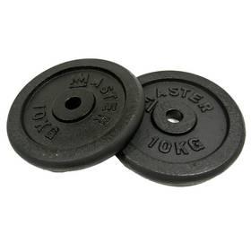 Závaží (30mm) Master 10 kg kov (pár) + Doprava zdarma