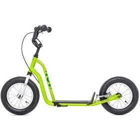 Yedoo Basic Mau zelená + Reflexní sada 2 SportTeam (pásek, přívěsek, samolepky) - zelené v hodnotě 58 Kč
