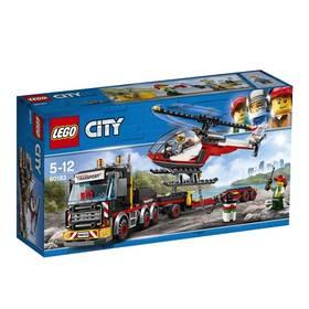 LEGO® CITY® 60183 Tahač na přepravu těžkého nákladu