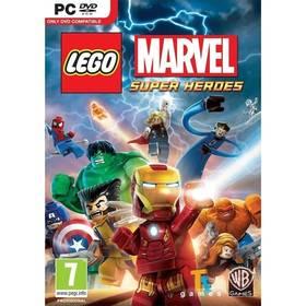 Ostatní PC Lego Marvel Super Heroes (PC HRA)