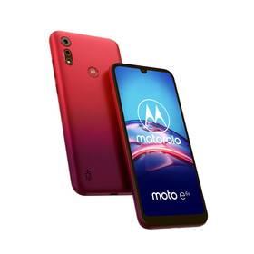 Motorola Moto E6s (PAJE0018PL) červený