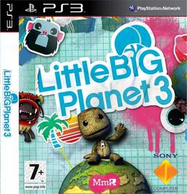 Sony PlayStation 3 Little Big Planet 3 (PS719443919)