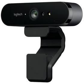 Logitech BRIO 4K (960-001106) černá + Doprava zdarma
