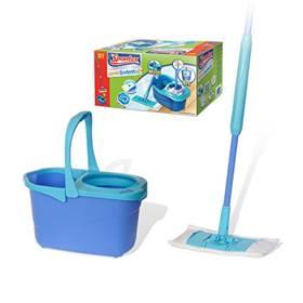 Spontex Express Systém+ modrý Čistící přípravek na koupelny YOU 500 ml (zdarma) + Doprava zdarma