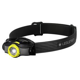 LEDLENSER MH3 (502149) černá/žlutá