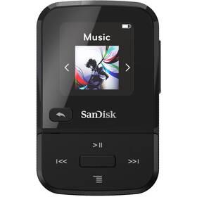 SanDisk Clip Sport Go2 16GB (SDMX30-016G-E46K) čierny