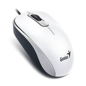 Myš Genius DX-110 (31010116109) bílá
