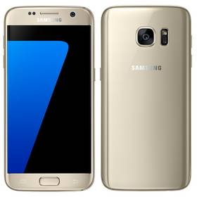 Samsung Galaxy S7 32 GB (G930F) (SM-G930FZDAETL) zlatý Software F-Secure SAFE 6 měsíců pro 3 zařízení (zdarma) + CASHBACK + Doprava zdarma