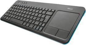 Trust Veza Touchpad, US (20960) černá