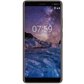 Nokia 7 plus Dual SIM (11B2NB01A10) SIM s kreditem T-Mobile 200Kč Twist Online Internet (zdarma)Software F-Secure SAFE, 3 zařízení / 6 měsíců (zdarma) + Doprava zdarma