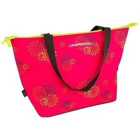 Campingaz SHOPPING COOLER 15L Pink daisy
