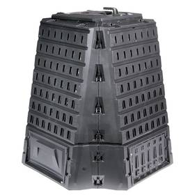 Prosperplast BIOcompo 900 l čierny