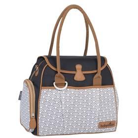 Babymoov Style Bag Black šedá/modrá