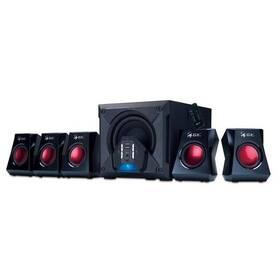 Genius GX Gaming SW-G5.1 3500 (31731017100) černá/červená