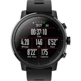 Chytré hodinky Amazfit 2s (Stratos) (18739) černý (vrácené zboží 8800788739)