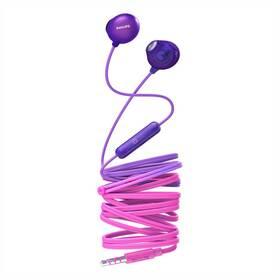 Philips SHE2305 (SHE2305PP/00) fialová