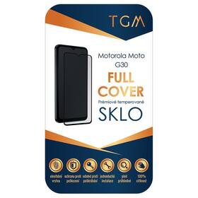 TGM Full Cover na Motorola Moto G30 (TGMFCMOMOTG30) černé