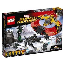 LEGO® SUPER HEROES 76084 Závěrečná bitva o Asgard + Doprava zdarma
