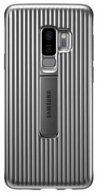 Samsung Protective Cover pro Galaxy S9+ (EF-RG965CSEGWW) strieborný