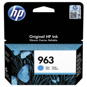 HP 963, 700 stran (3JA23AE) modrá