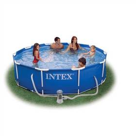 Intex Frame Set Rondo 4,57 x 1,22 m + písková filtrace Steinbach Speed Clean Classic