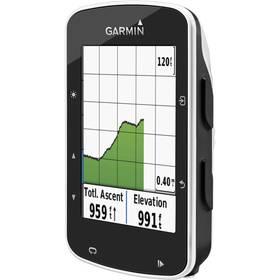Navigačný systém GPS Garmin EDGE 520 Bundle Premium čierna