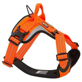 Hurtta Lifeguard Dazzle 60-80cm oranžový + Doprava zdarma