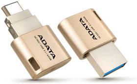 A-Data UC350 64GB (AUC350-64G-CGD) zlatý