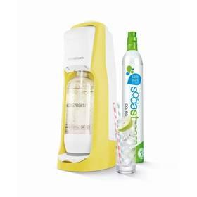 Výrobník sódovej vody SodaStream Pastels JET PASTEL YELLOW žltý
